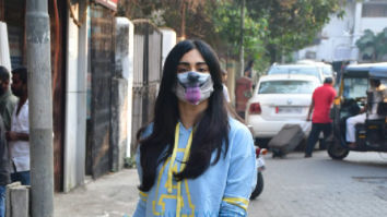 Photos: Adah Sharma spotted at Sequel in Bandra