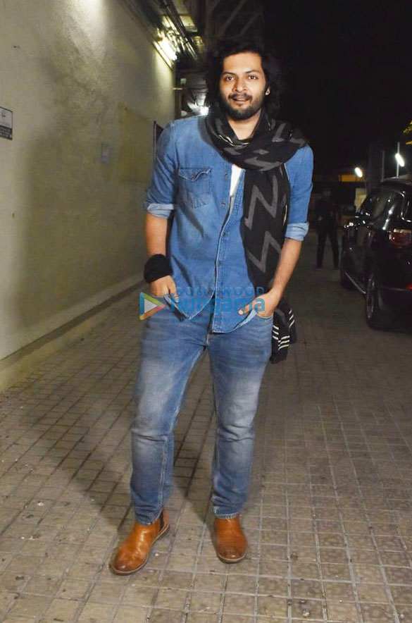 Photos Celebs snapped at Madam Chief Minister screening (1)