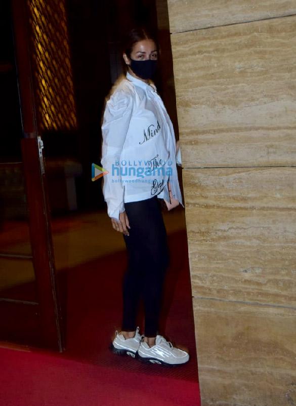 Photos Malaika Arora spotted in Bandra (1)