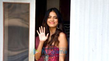 Photos: Malavika Mohanan to be in Mumbai to promote her upcoming film 'Master'
