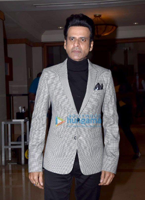 Photos Manoj Bajpayee and Samantha Akkineni snapped promoting of Family Man season 2 (1)