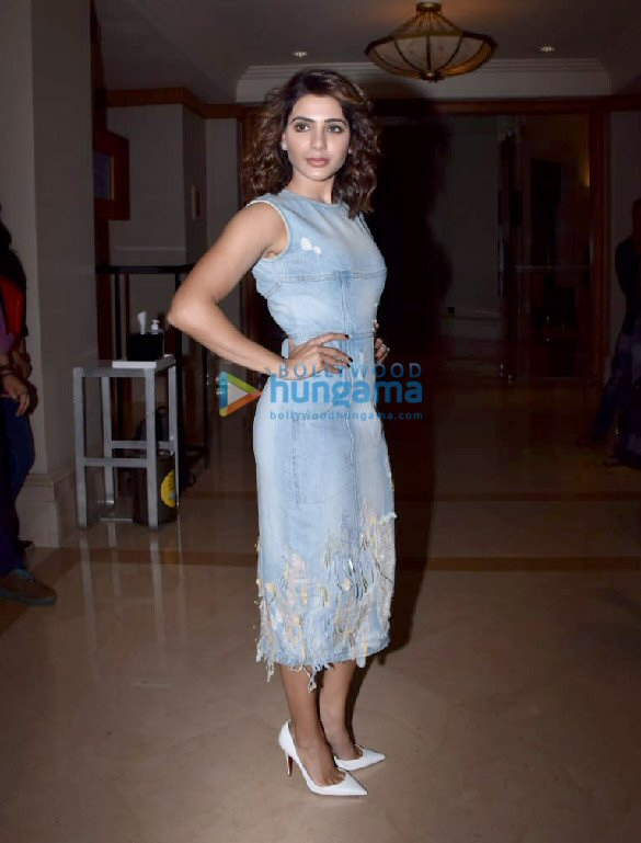 Photos Manoj Bajpayee and Samantha Akkineni snapped promoting of Family Man season 2 (5)