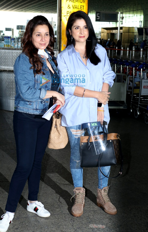Photos: Prachi Desai, Zareen Khan, Gauahar Khan and others snapped at the airport