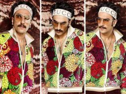 Ranveer Singh is all about 'Guldasta Flex' decked in Gucci from head-to-toe worth over Rs. 2.6 lakhs