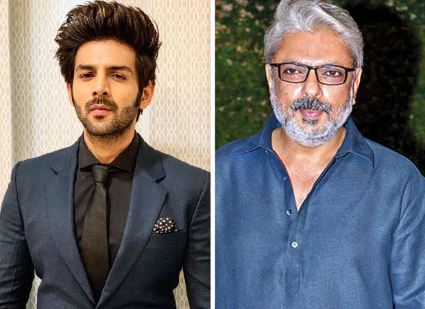 SCOOP Kartik Aaryan to sign Sanjay Leela Bhansali's web series Heera Mandi