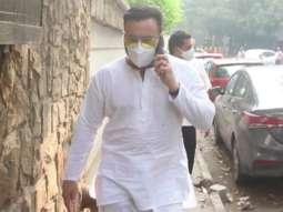 Saif Ali Khan spotted in Bandra