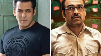Salman Khan lends his voice for the first time for a poem in Pankaj Tripathi starrer Kaagaz
