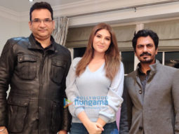 On The Sets Of The Movie Sangeen