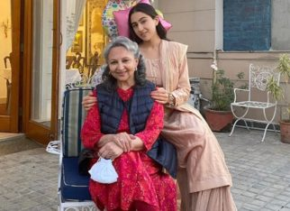 Sara Ali Khan is proud to be related to grandmother Sharmila Tagore
