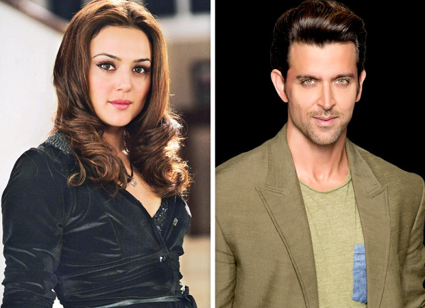 Scoop: Preity Zinta turns producer, signs Hrithik Roshan for web series