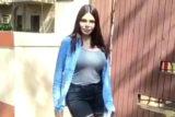 Sherlyn Chopra spotted at Juhu