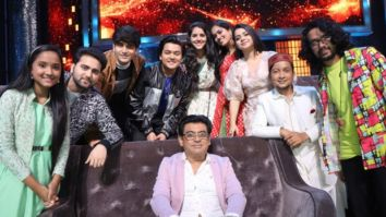 Sumeet Kumar graces the sets of Indian Idol 12, leaving the contestants overwhelmed
