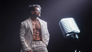Tiger Shroff flaunts his ab-tastic physique in the teaser photo of his upcoming single 'Casanova'