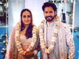 Varun Dhawan - Natasha Dalal Wedding: Shashank Khaitan shares a new photo of the newlyweds along with heartfelt message