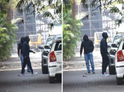 Varun Dhawan leaves for Alibaug to kickstart the wedding festivities