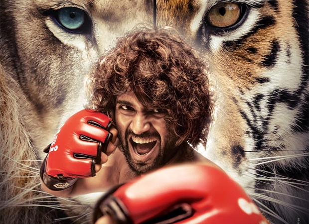 Vijay Deverakonda and Ananya Panday starrer titled Liger, fiery first look unveiled