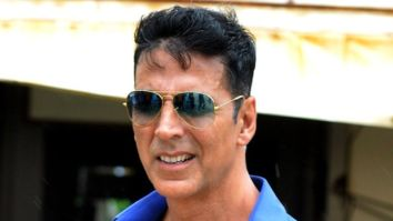 Akshay Kumar brings in the New Year by chanting the Gayatri Mantra as he witnesses the first sunrise of 2021; shares video