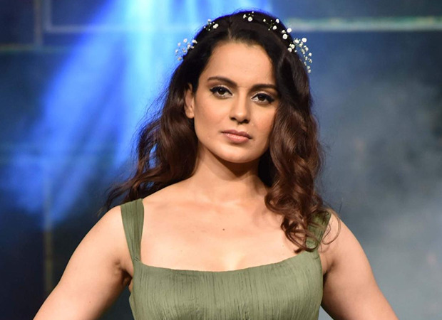 Kangana Ranaut reacts to charges of merging Mumbai flats; says BMC is harassing her : Bollywood News – Bollywood Hungama