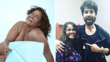 Shahid Kapoor's Kabir Singh co-star Vanitha Kharat sends a strong message on body positivity with bold photoshoot