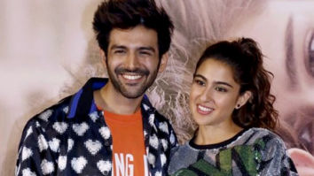 Sara Ali Khan reacts to Varun Dhawan calling Kartik Aaryan 'Flirt No. 1'