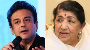 Adnan Sami hits back at a Twitter user who said Lata Mangeshkar does not have a good voice