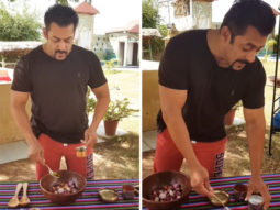 VIDEO: Salman Khan flaunts his culinary skills with a recipe of instant raw onion pickle