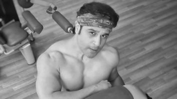 Krushna Abhishek shares a post workout picture; says he is not showing off