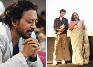 """""""Irrfan's finish line came too soon but he played well""""- Sutapa Sikdar gives a moving speech at the 51st IFFI"""