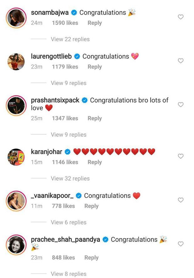 Varun Dhawan - Natasha Dalal Wedding: Deepika Padukone, Anushka Sharma, Shraddha Kapoor and Bollywood stars wish the newlyweds