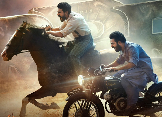 SS Rajamouli's RRR starring Jr NTR and Ram Charan gets a release date
