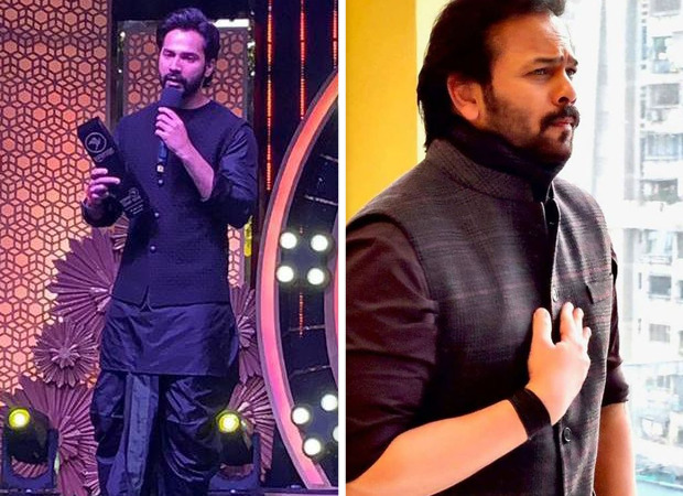 Varun Dhawan and Rohit Shetty get felicitated for their contribution during the COVID-19 pandemic