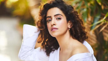 """Blessed to have a professionally fulfilling 2020,"" says Sanya Malhotra as she kickstarts 2021"