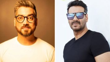 """Ajay Devgn Sir deserves another National Award for Maidaan"" - Amit Sharma"