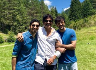 """I was treated like a king by Karan Johar; don't have any scenes together with Amitabh Bachchan"", says Nagarjuna while talking about shooting Brahmastra"