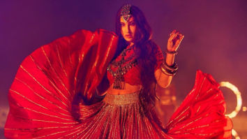 """""""Nobody is allowed to do a Madhuri Dixit biopic except me"""" – Nora Fatehi"""