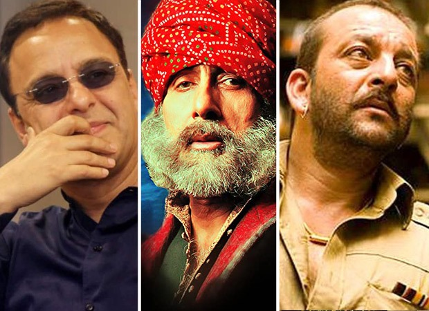 14 Years Of Eklavya: When an angry Vidhu Vinod Chopra lost his cool and almost REPLACED Amitabh Bachchan with Sanjay Dutt
