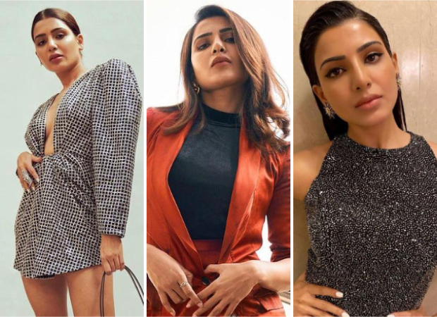8 outfits from Samantha Akkineni's closet that will make you reshuffle your wardrobe