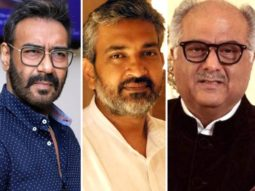 Ajay Devgn plays referee in S S Rajamouli – Boney Kapoor war; both producers refuse to withdraw