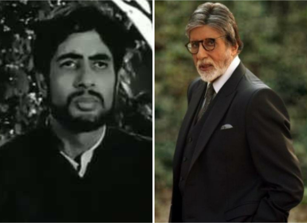 Amitabh Bachchan shares then and now pictures as he completes 52 years in film industry - Bollywood Hungama