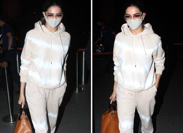 Deepika Padukone is all about tie dye affair with luxury Fendi Bag worth over Rs. 2 lakhs