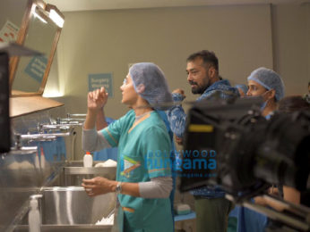 On The Sets Of The Movie Do Baaraa