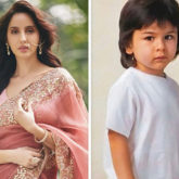 EXCLUSIVE Nora Fatehi reacts to being addressed as Taimur Ali Khan's wife-to-be, gives him solid advice (1)