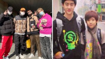 GOT7 members see off Mark Tuan as he leaves for US; he says 'until we meet again'