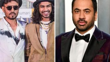 Irrfan Khan's son Babil Khan left speechless after receiving a message from The Namesake star Kal Penn