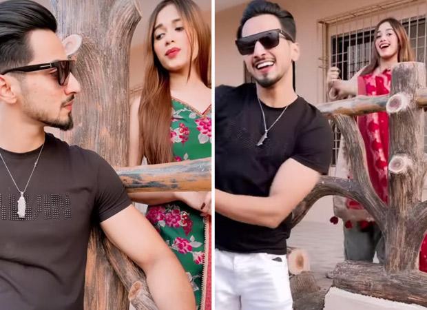 Jannat Zubair and Mr. Faisu create a romance filled Instagram reel on the song 'Sona Lagda' (2)