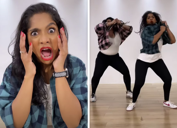 Johny Lever's daughter Jamie Lever grooves to the beats of 'Naaka Mukka', watch video
