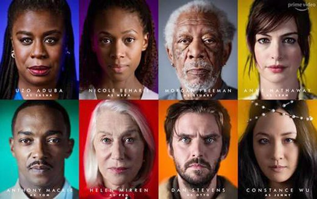 Morgan Freeman, Anne Hathaway, Helen Mirren, Constance Wu, Anthony Mackie among others to star in Amazon Prime Video series Solos