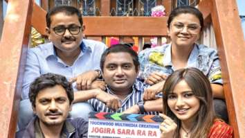 Nawazuddin Siddiqui and Neha Sharma start shooting for Jogira Sara Ra Ra in Uttar Pradesh
