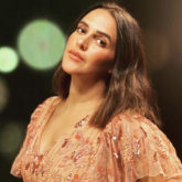 Neha Dhupia's three tier hand embellished gown worth Rs. 1.74 lakhs is about glamour and comfort