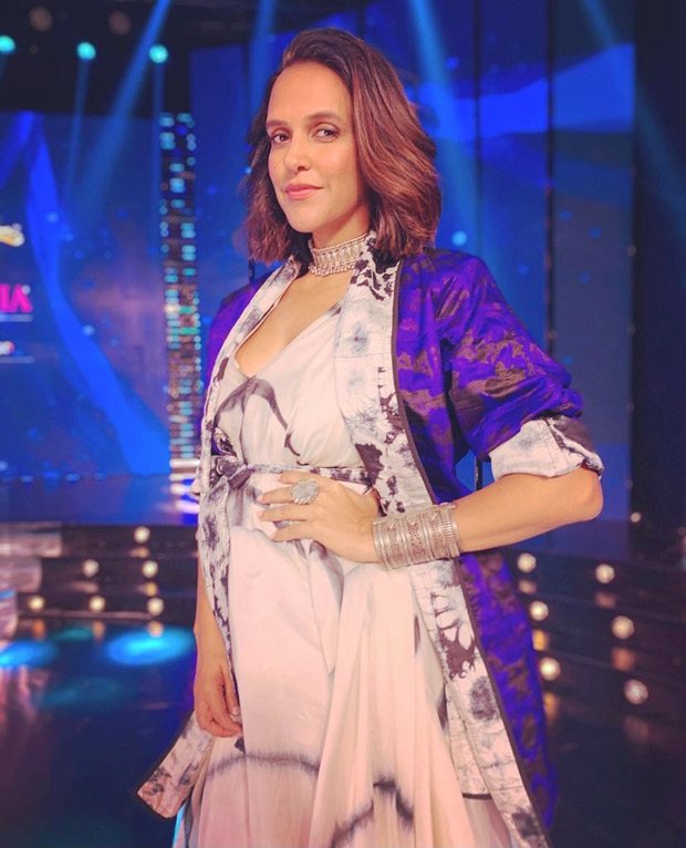 Neha Dhupia makes a statement in a tie-dye maxi dress : Bollywood News Moviesflix - MoviesFlix | Movies Flix - moviesflixpro.org, moviesflix , moviesflix pro, movies flix